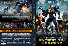 Custom DVD Covers - EFX Coverart Gallery Pacific Rim Dvd Cover